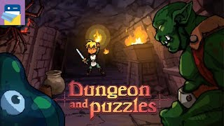 Dungeon and Puzzles: iOS/Android Gameplay Walkthrough Part 1 (by Ming-Shiuan Yu / Nekolyst)