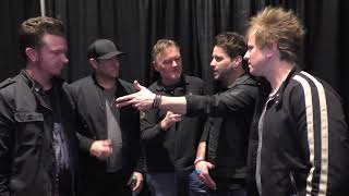 Parmalee Interview by Christian Lamitschka for Country Music News International