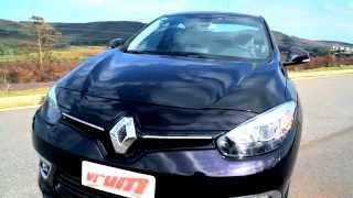 Vrum testa o Renault Fluence