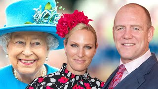 Zara tindall, the daughter of princess anne and mark phillips, welcomed a baby boy on sunday with her husband, mike tindall in very dramatic fashion. fa...