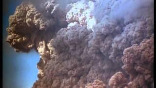 Der Ausbruch des St. Helens Teil 1