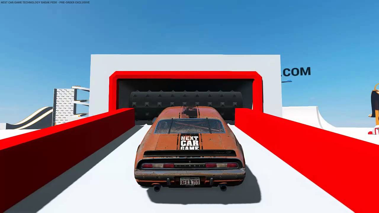 the next car game demo free download