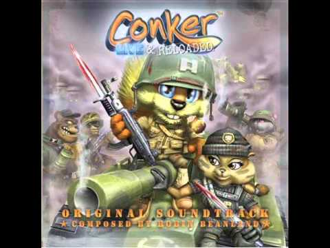 Conker Live and Reloaded OST: Poo