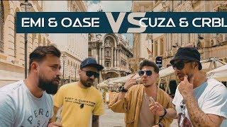 Cuza & CRBL VS Emi & Oase #FaBani