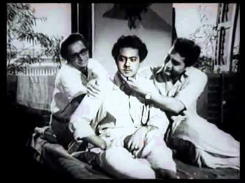 Keno dure thako - Hemanta Mukherjee Bengali song from film Sesh Porjonto - YouTube.mp4