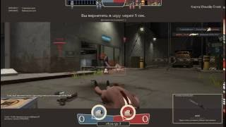 team fortress 2 гэймплей за снайпера обновление hoovy vs pyro