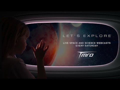 TMRO.Space and TMRO.Science Live Shows