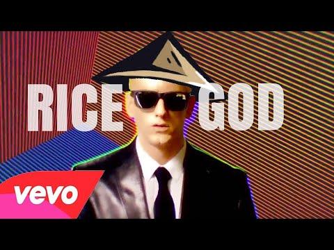 RICEGOD | Eminem - Rap God (Asian PARODY)