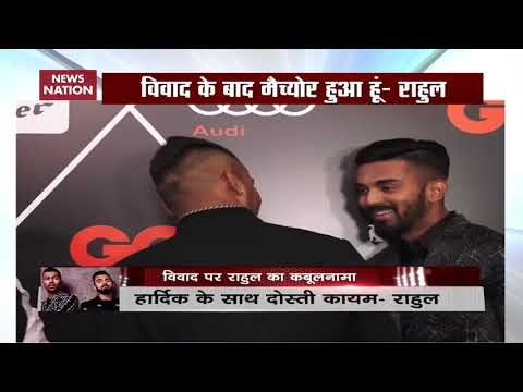 Bonding with Hardik Pandya is still same even after controversy: Lokesh Rahul