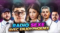 RADIO S*XE, ON REÇOIT ENJOYPHOENIX