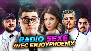 RADIO S*XE, ON REÇOIT ENJOYPHOENIX