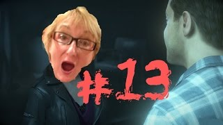 Until Dawn Part 13 - Gaming With Mom - Fuck Nuggets
