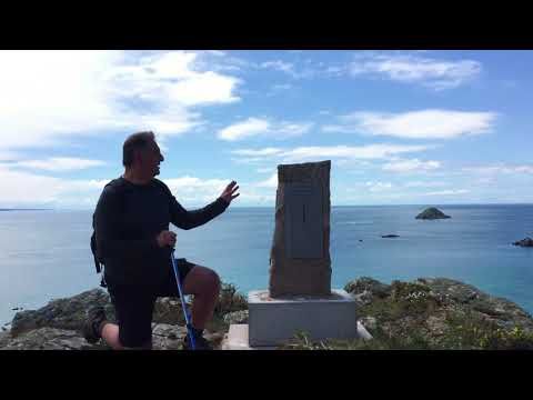 Secret Sark with Malcolm Cleal presented by Guernsey Walking Tours