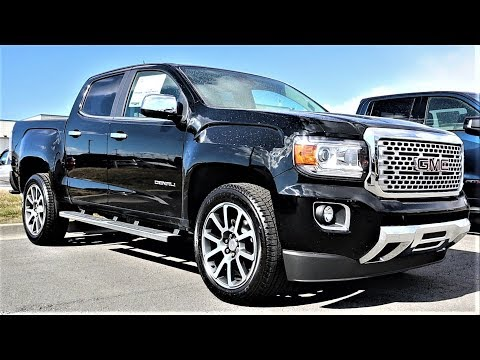 2020 GMC Canyon Denali: Is This Worth Buying Over A Chevy Colorado???