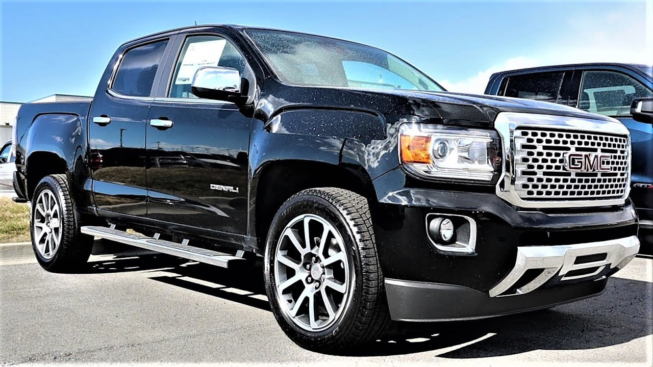 2020 GMC Canyon Denali Price and Review