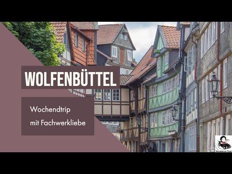 Unterwegs in Wolfenbüttel