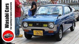 Blu Max: 1975 Daihatsu Fellow Max HT Coupe - L38GL