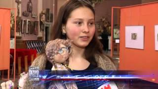 як зробити ляльку пакетніцу своїми руками