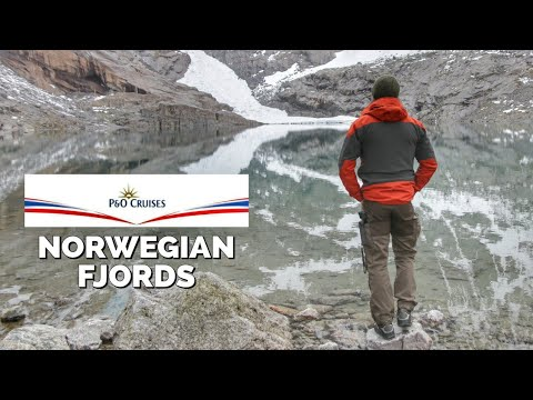 Our Norwegian Fjords cruise on P&O Aurora 2017
