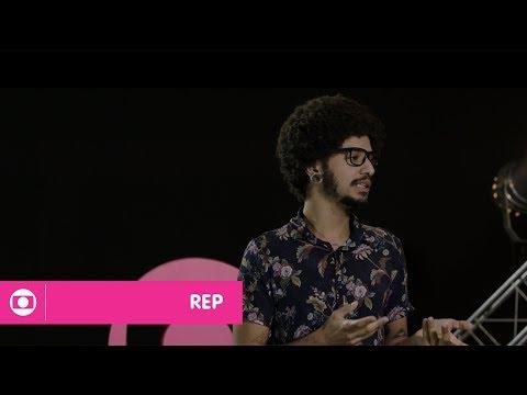 REP - Segundo Sol: João Pimenta usa o humor como ferramenta de transformação