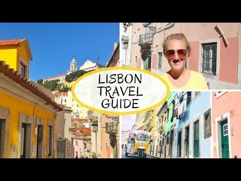 Colourful Lisbon, Portugal - Weekend Travel Guide