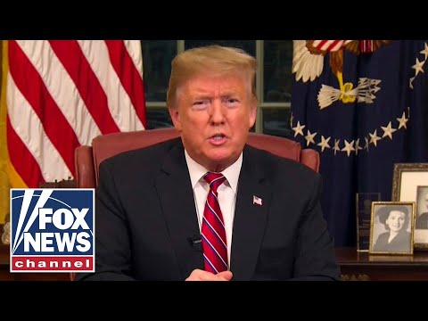 'The Five' react to Trump's Oval Office address