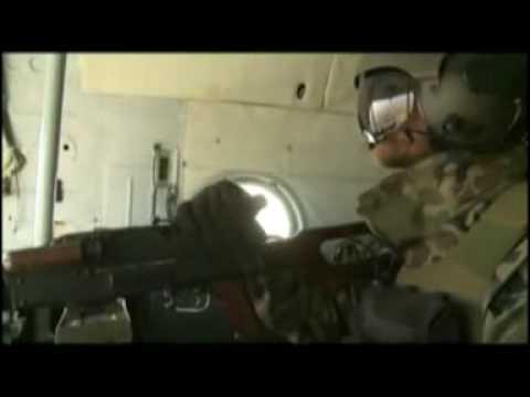 War in Afghanistan ISAF Poland