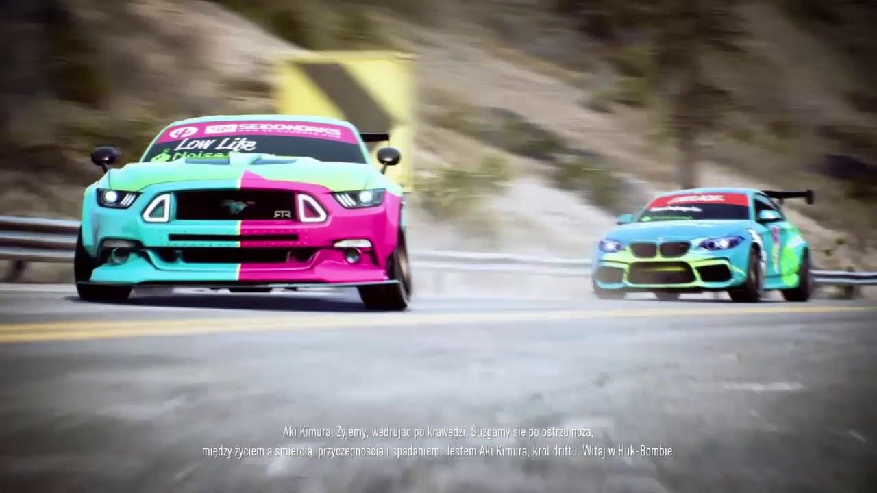 Wspaniały Need for Speed Payback - Gdzie jest salon aut wyscigowych AT98
