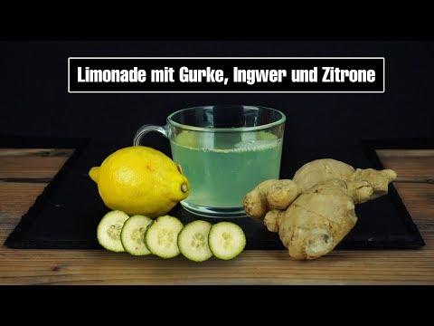 ✅☕😋-limonade-mit-gurke,-ingwer-und-zitrone-zum-abnehmen.-einfache-rezepte.-gesundes-leben