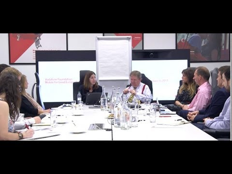 Mobile for Good Europe Awards - London Workshop Highlights Video, Public Services Category