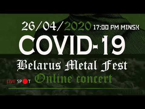 COVID-19 ONLINE METAL FEST
