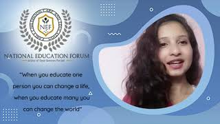 Miss Manali National Education Forum