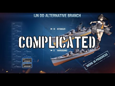 World of Warships - Complicated