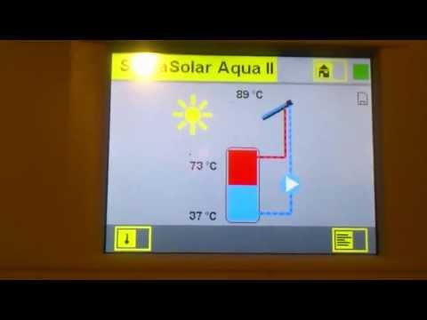 Paradigma Systa Solar Aqua II w stacji STAqua II