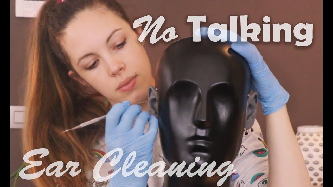 ASMR Full INTENSE Ear Cleaning For Tingle Immunity - NO TALKING - Latex Gloves