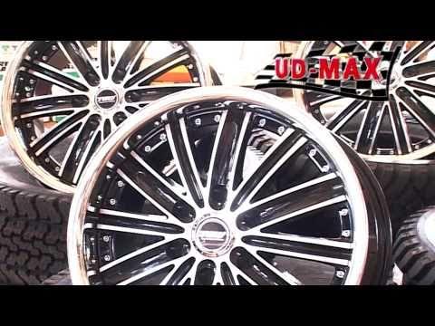 ล้อแม็กซ์ ยางรถยนต์ ขายส่ง:ud-max