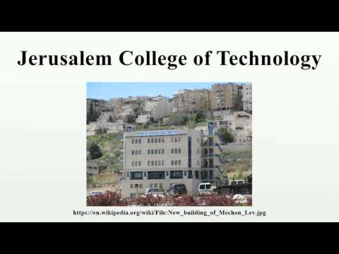 Jerusalem College of Technology