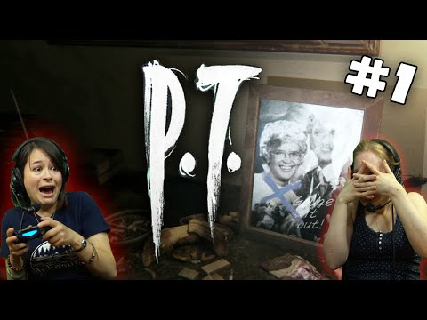 FRIGHT NIGHT - P.T. Silent Hills (#1) Gouge It Out!
