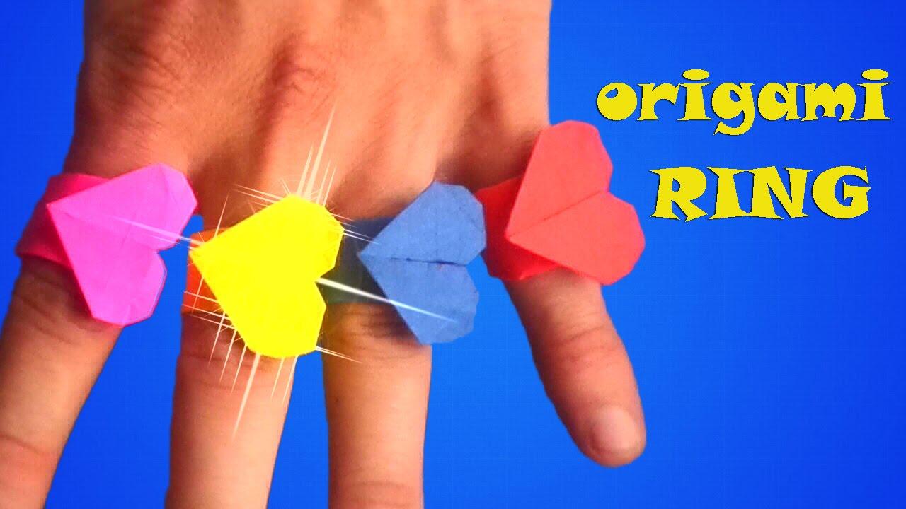 Как сделать кольцо с сердцем