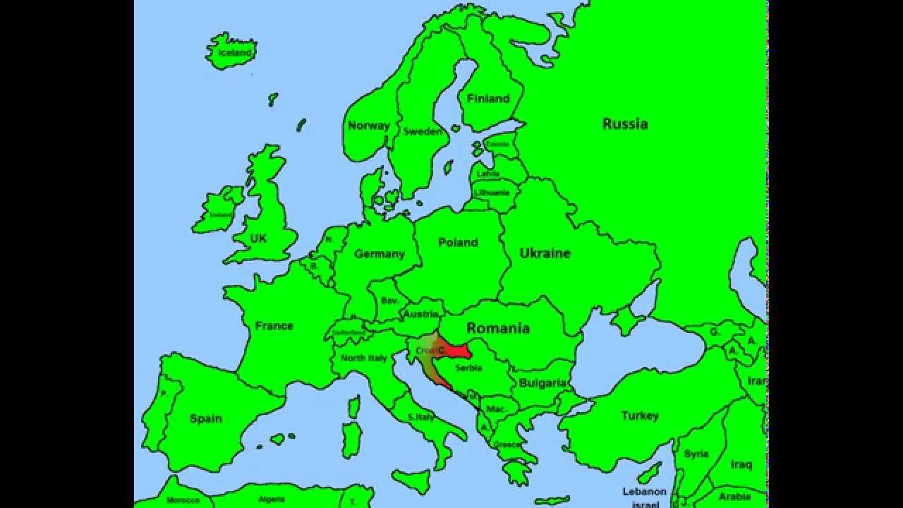 how to tell european ethnicities apart