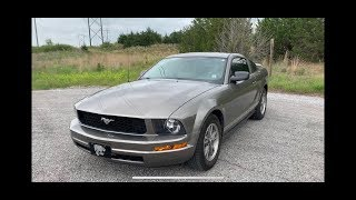2005 Ford Mustang (Full tour/Review)