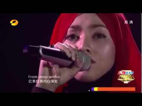 Shila Amzah :: Listen I Am A Singer Episode 9