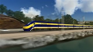President Trump demands California return high-speed rail funds
