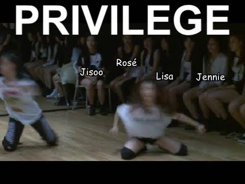 BLACKPINK Debut Privileges