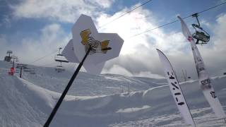 401 Ski-Dart Game 2013