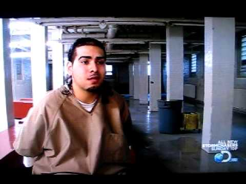 CHICAGOS COOK COUNTY JAIL INSIDE THE GANGS PART 6
