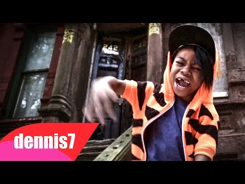Danny Brown & 2Pac - Grown Up (Official Music Video) Summer Anthem 2017