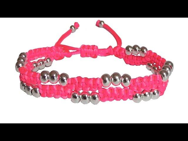 Rosa Beads Unlimited Hilo el/ástico para Cuentas