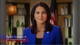 Tulsi Gabbard - The Judgment to Lead: Why I'm Endorsing Bernie Sanders