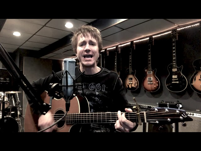 Don't Dream it's Over (Crowded House Acoustic Cover) Dave Crum